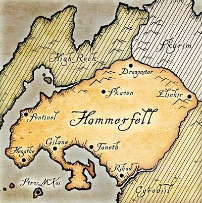 image of Hammerfell